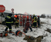 UPDATE FOTO/VIDEO Accident grav la Tarzii -FOTO