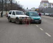 Accident minor in Husi – FOTO