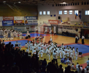 Prezenta record la Nationalele de Karate Traditional de la Vaslui - FOTO
