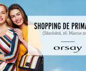 Shopping day de primavara la Orsay, in Iulius Mall