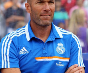 Zinedine Zidane pleaca de la Real Madrid