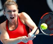 Simona Halep s-a calificat in optimi la Roland Garros