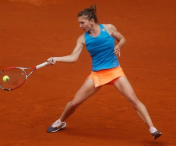 Simona Halep, in optimi la Bucuresti