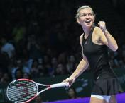 Simona Halep, in optimi la Cincinnati