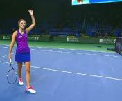 Irina-Camelia Begu s-a calificat in turul doi la Cincinnati