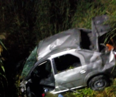 Accident cu doi morti, in Timis