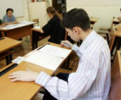 Doi elevi ELIMINATI din BAC, la ultima proba