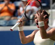 SOC la US Open! Simona Halep, ELIMINATA RUSINOS in primul tur!