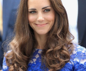 Kate Middleton asteapta al treilea copil