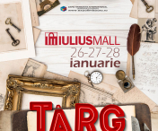 Targ de antichitati di teatru de papusi, in week-end, la IULIUS MALL