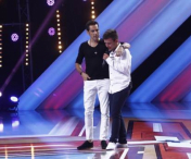 VIDEO EMOTIONANT - Tanarul abandonat de mama la nastere care a impresionat la X Factor