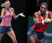 Finala perfecta la Melbourne: Serena Williams - Maria Sarapova