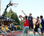 La Resita a inceput a 6-a editie a Rotaract Streetball Challenge