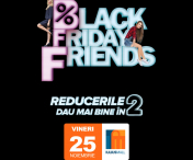 BLACK FRIDAY FRIENDS. La IULIUS MALL, reducerile dau mai bine in doi