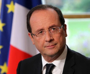 Hollande promite sa distruga Stat Islamic
