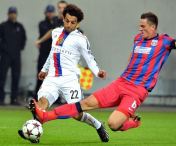 Recorduri rusinoase stabilite de Steaua in Champions League