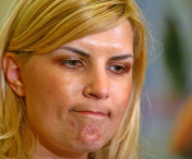 Elena Udrea a plans in arest