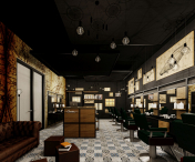 Atmosfera frizeriilor boeme, intr-un Barber Shop autentic, care va fi deschis in Ansamblul Openville
